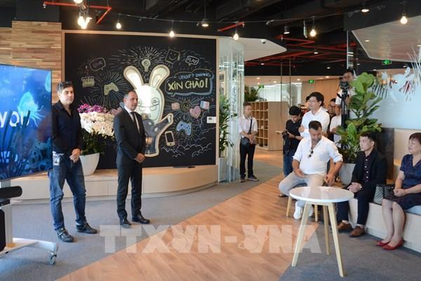 Công ty lập trình game Ubisoft mở văn phòng chính thức tại Đà Nẵng
