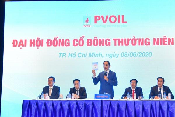 PVOIL đặt mục tiêu lợi nhuận tăng 8% so với năm 2019