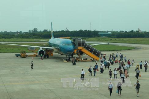 Thêm 3 đường bay mới từ Vinh đến các tỉnh trọng điểm du lịch