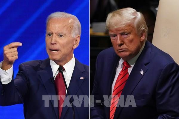 Tổng thống Trump vượt qua ứng viên Joe Biden trong thăm dò dư luận tại Missouri