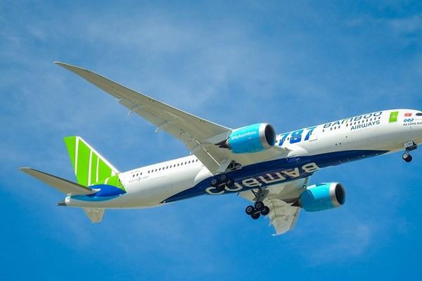 Bamboo Airways ưu đãi mua 1 tặng 1 nhân Ngày Gia đình Việt Nam