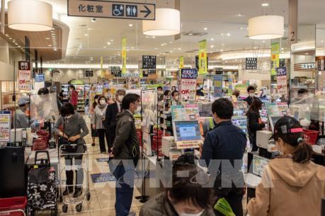 Kim ngạch xuất khẩu của Nhật Bản giảm mạnh nhất trong hơn 10 năm