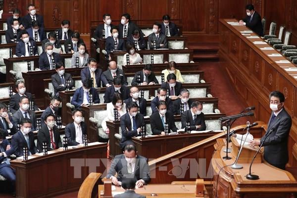 Hạ viện Nhật Bản thông qua gói ngân sách bổ sung thứ hai cho tài khóa 2020