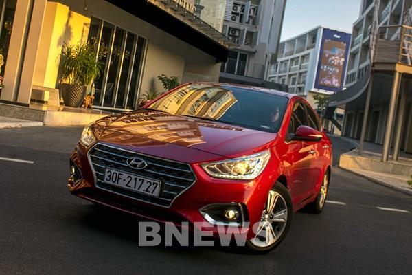 Doanh số bán xe của Hyundai Thành Công tăng 16%