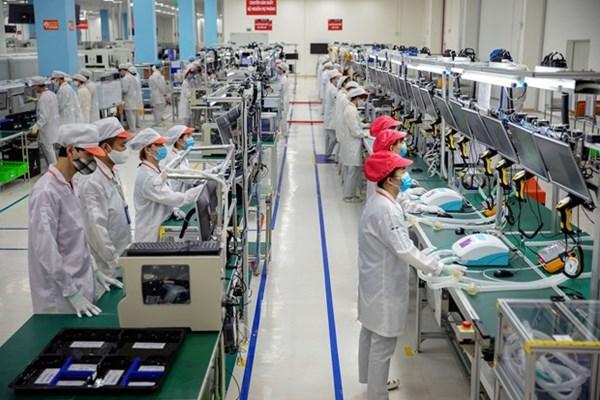 Hoa Kỳ trao tặng Việt Nam 100 máy thở mới