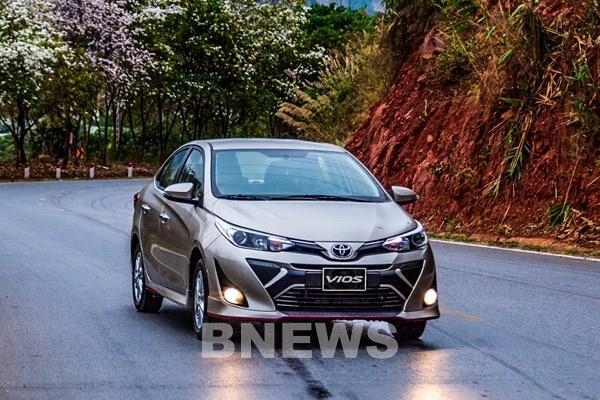 Top 10 ô tô bán chạy nhất Việt Nam tháng 7/2020: Toyota Vios lấy lại ngôi vương