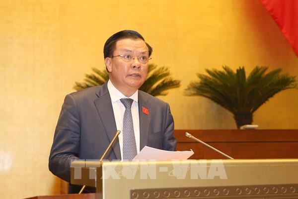 Kỳ họp thứ 9, Quốc hội khóa XIV: Làm rõ đối tượng được giảm thuế thu nhập doanh nghiệp