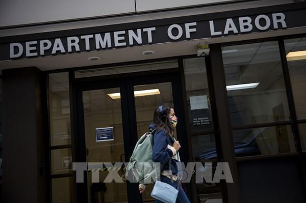 Thâm hụt ngân sách Mỹ tăng cao kỷ lục do tác động của dịch COVID-19