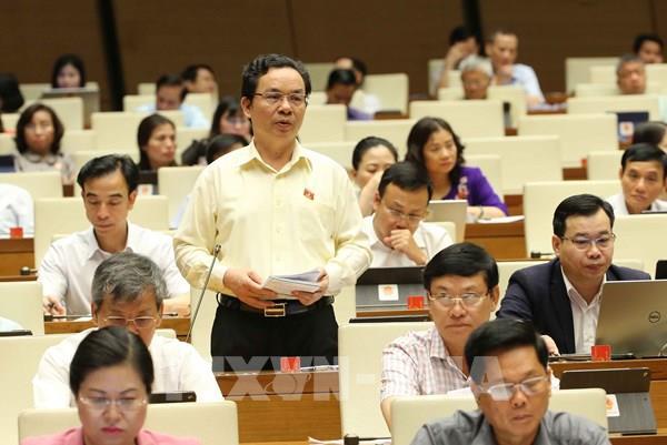Kỳ họp thứ 9, Quốc hội khóa XIV: Tạo điều kiện để phát triển Thủ đô nhanh, bền vững