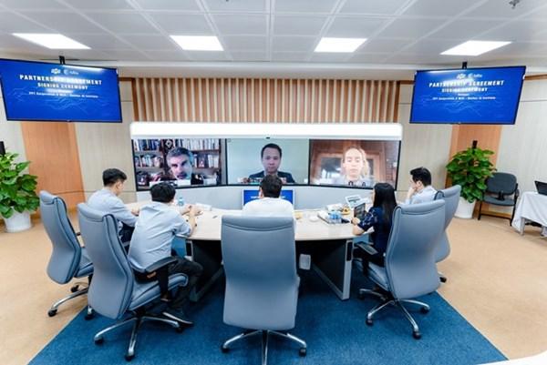 Một nhà đầu tư tổ chức nước ngoài trở thành cổ đông lớn của FPT