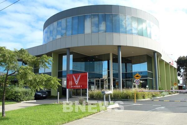 VinFast khai trương văn phòng tại Melbourne (Australia)