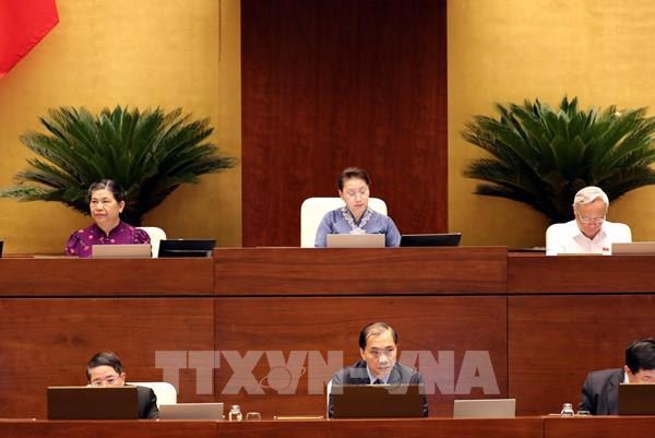 Kỳ họp thứ 9, Quốc hội khóa XIV: Hỗ trợ người dân và doanh nghiệp, khôi phục nền kinh tế