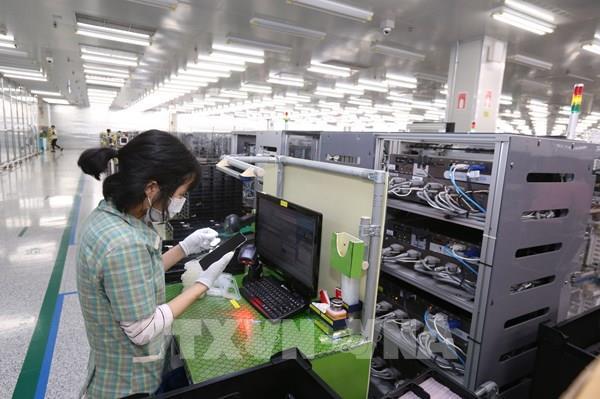 Dự báo thị phần của Samsung Electronics trong ngành đúc chip toàn cầu