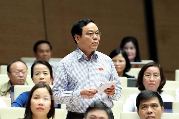 Kỳ họp thứ 9 Quốc hội khóa XIV: Đại biểu Quốc hội không được vô cảm trước nhân dân