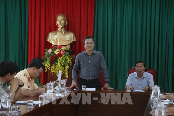 Đắk Nông tổ chức họp báo về vụ tai nạn giao thông liên hoàn
