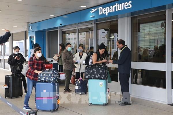 Australia lên kế hoạch mở cửa biên giới cho sinh viên quốc tế và doanh nghiệp