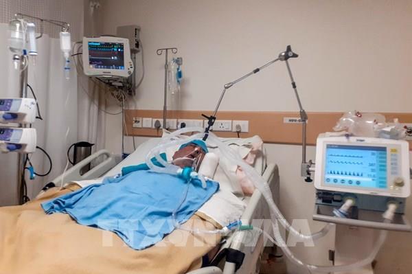 Ấn Độ sẵn sàng đưa vào sử dụng bệnh viện dã chiến lớn nhất thế giới