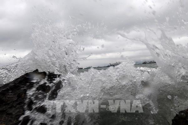 Bão số 3 vào Trung Quốc, suy yếu thành áp thấp nhiệt đới