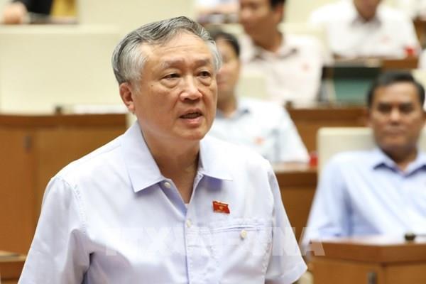Chánh án Tòa án nhân dân Tối cao thông tin về vụ án Hồ Duy Hải