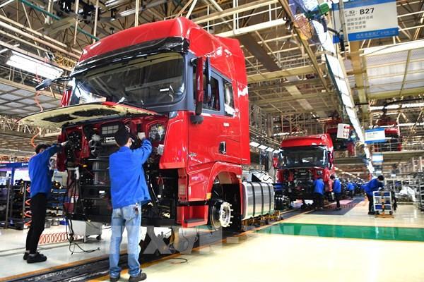 AFP: Kinh tế Trung Quốc đã tăng trưởng trở lại trong quý II/2020