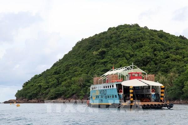 Điều chỉnh phạm vi, diện tích các phân khu trong Khu Bảo tồn biển Phú Quốc