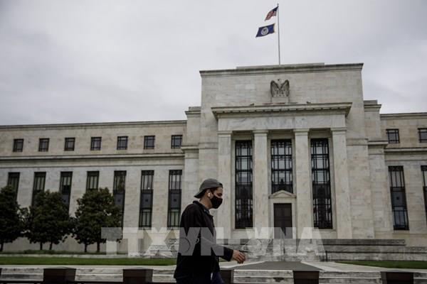 """Giới chức Fed: Nền kinh tế Mỹ """"xuất hiện lỗ hổng khí"""""""