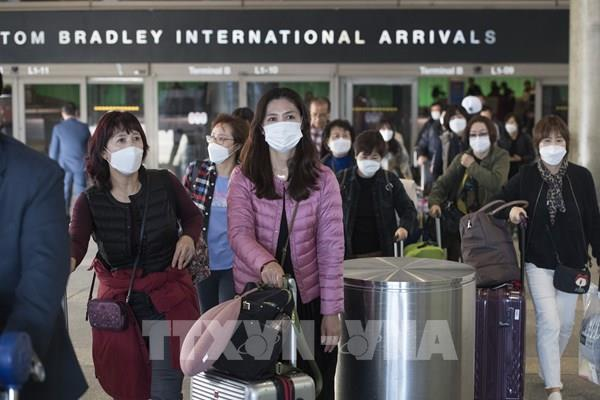 Hàng không Mỹ có thể cấm bay những hành khách không đeo khẩu trang