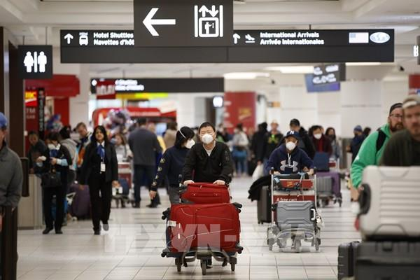 343công dân Việt Nam ở Canada được đưa về nước an toàn