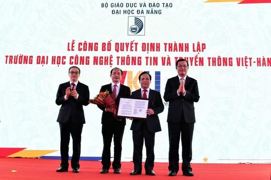 Đà Nẵng: Thành lập Trường Đại học Công nghệ thông tin và Truyền thông Việt – Hàn