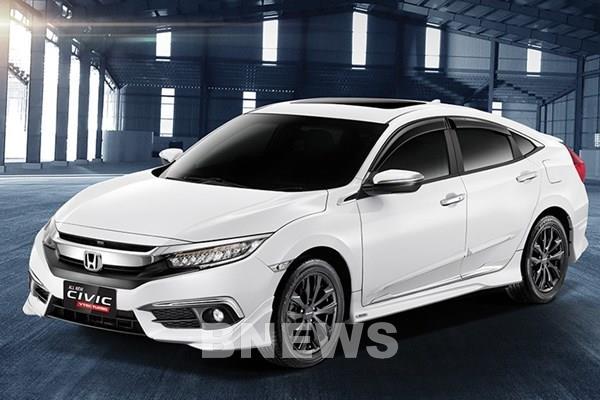 Honda dự kiến chuyển một phần hoạt động sản xuất xe Civic tại Anh về Nhật Bản