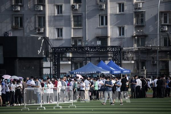 Bắc Kinh hủy hơn 1.200 chuyến bay do lo ngại dịch bệnh COVID-19