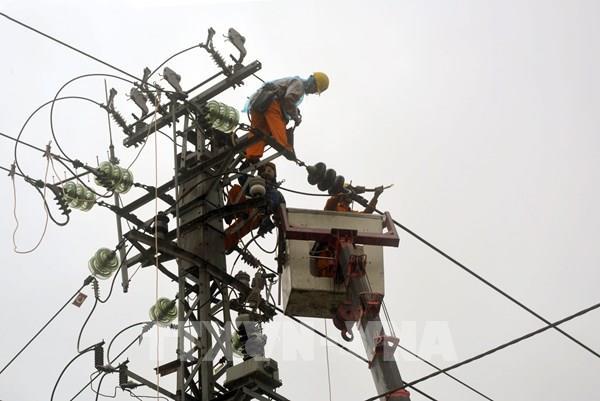 Bình Định xây dựng hạ tầng đáp ứng nhu cầu sử dụng điện tăng mạnh