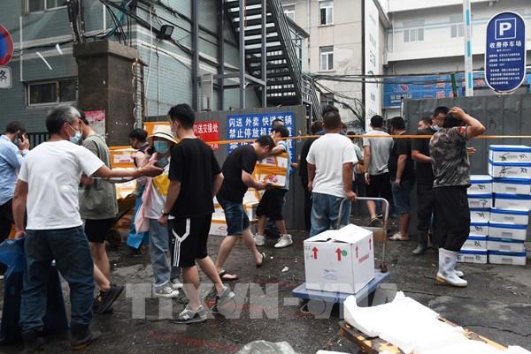 Dịch COVID-19: Trung Quốc tuyên bố dịch bệnh tại Bắc Kinh đã được kiểm soát