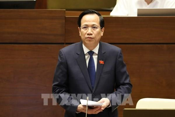 Kỳ họp thứ 9, Quốc hội khóa XIV: Bảo vệ và hỗ trợ lao động Việt Nam ở nước ngoài