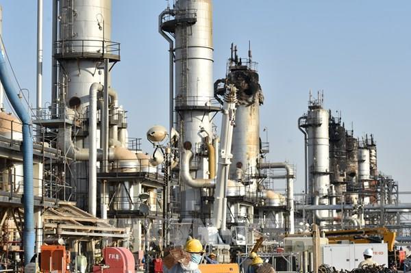 Saudi Aramco hoàn tất thương vụ mua 70% cổ phần của SABIC
