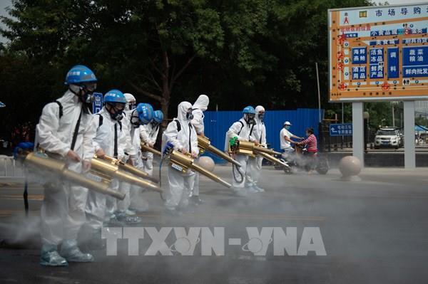 Chuyên gia Trung Quốc khẳng định tình hình dịch COVID-19 ở Bắc Kinh trong tầm kiểm soát