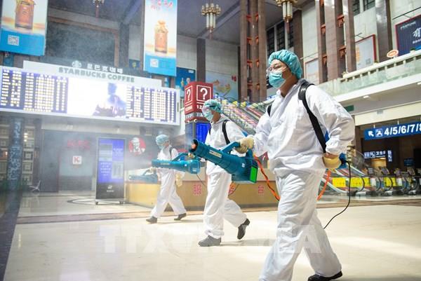 Trung Quốc đại lục ghi nhận 32 ca nhiễm mới COVID-19
