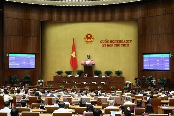 Thông qua một số cơ chế, chính sách tài chính - ngân sách đặc thù đối với Hà Nội