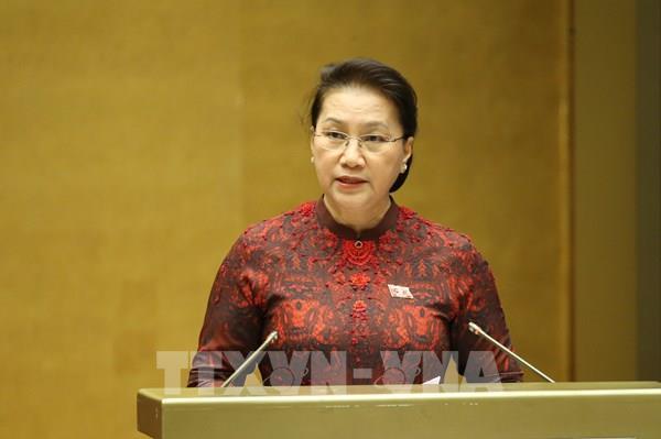 Toàn văn Bài phát biểu bế mạc Kỳ họp thứ 9, Quốc hội khóa XIV của Chủ tịch Quốc hội