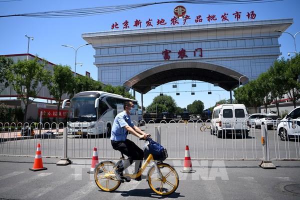 Thủ đô Bắc Kinh (Trung Quốc) bỏ quy định đeo khẩu trang khi ra ngoài