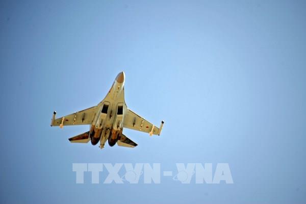 Nga điều máy bay chiến đấu chặn máy bay ném bom của Mỹ
