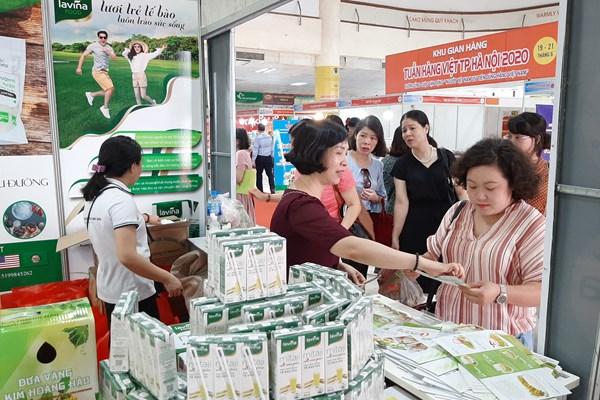 Kết nối các hợp tác xã trong tiêu thụ sản phẩm nông sản