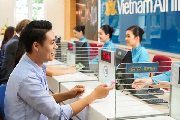 Có thể trả góp khi mua vé máy bay Vietnam Airlines
