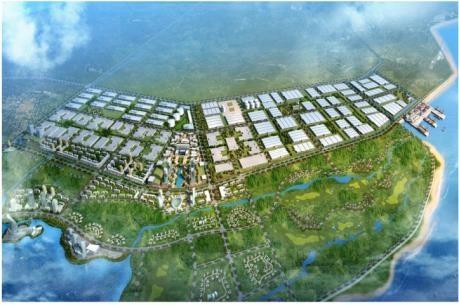 Điều chỉnh, bổ sung quy hoạch các khu công nghiệp tại tỉnh Nam Định đến năm 2020