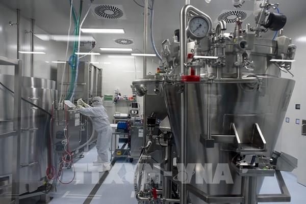 Nga nêu triển vọng thành lập liên doanh sản xuất thuốc tại Việt Nam