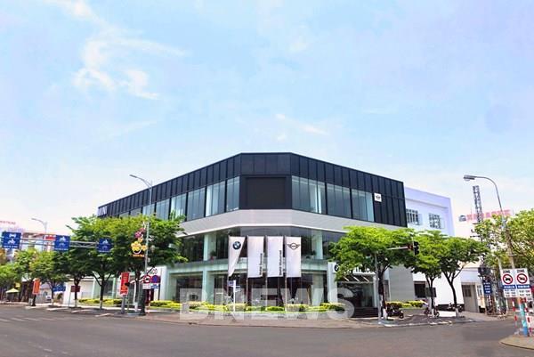 Thaco đưa Tổ hợp showroom BMW tiêu chuẩn quốc tế tại Đà Nẵng vào hoạt động