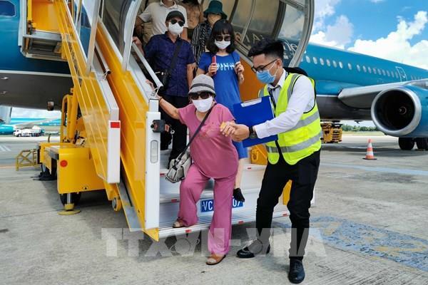 Vietnam Airlines khôi phục 6 đường bay nội địa trong tháng 9