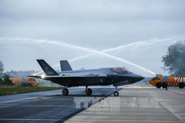 Cháy lớn tại căn cứ không quân Mỹ trên đảo Okinawa, Nhật Bản