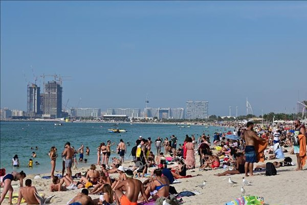 Dubai mở cửa trở lại đón du khách nước ngoài từ ngày 7/7