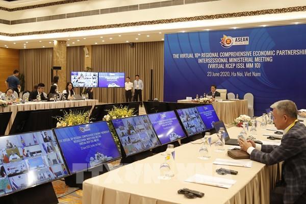 Ký kết RCEP là thành tựu nổi bật của ASEAN